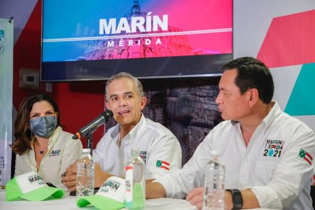 Senadores destacan propuestas de Ramírez Marín