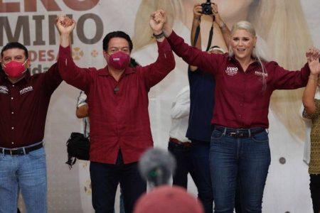 Dirigente nacional de Morena minimiza división del partido en Yucatán