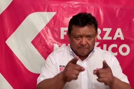 'Echaniz' Peraza responsabiliza a Zapata Bello de estar detrás de la guerra sucia en su contra