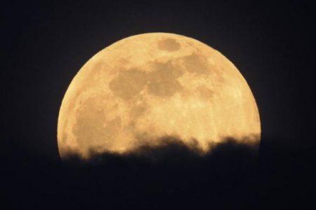 Este miércoles 26, doble fenómeno astronómico: superluna y eclipse total