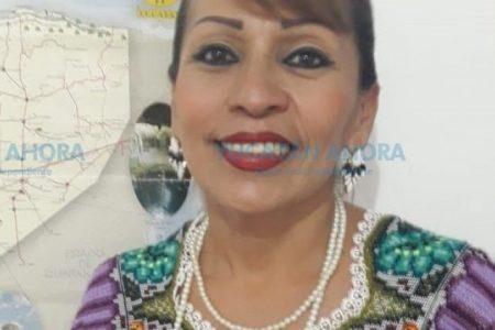 Piden que Fuerza por México le retire la candidatura a la autoproclamada Gobernadora maya de Yucatán