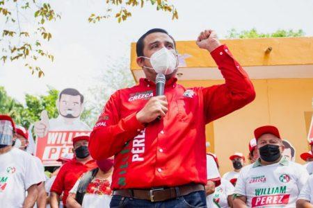Sala Regional de Xalapa le devuelve al priista William Pérez la candidatura por la alcaldía de Kanasín