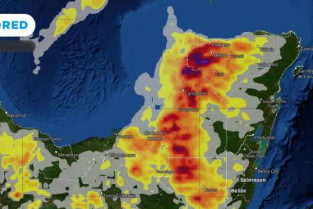Tiempo severo golpeará México esta semana, incluyendo a Yucatán