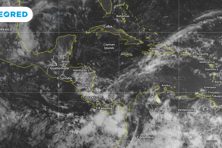 No solo ciclones y ondas tropicales generan lluvias en la Península de Yucatán, también la vaguada maya