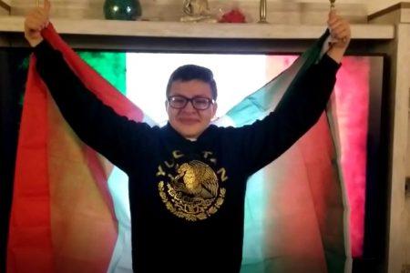Joven yucateco le pone cara al sueño americano en Estados Unidos: lo aceptan en 16 universidades