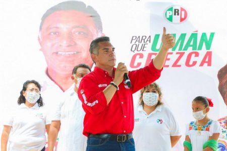 Presidente nacional del PRI suspende su gira por Yucatán