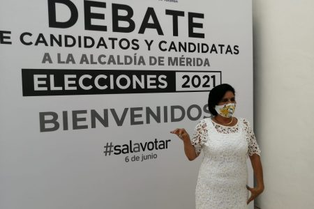 Nelly Ortiz pide un alto a la violencia contra las mujeres