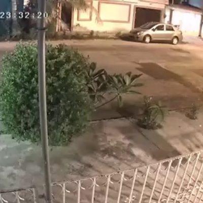 Circula video de gritos de un niño en Pacabtún; sospechan de maltrato infantil