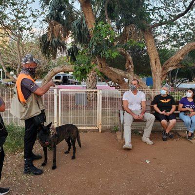 Educación canina y sociedad informada, ofrece Víctor Cervera