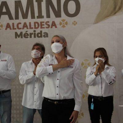 Construiremos una Mérida digna y segura para las mujeres: Verónica Camino