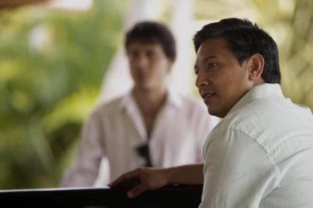 Pierre David vuelve a personificar a Armando Manzanero en la serie Luis Miguel de Netflix