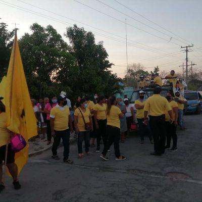 El PRD, cada vez más lejos como tercera fuerza política en Yucatán