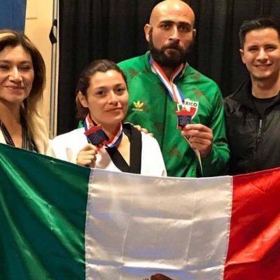 La yucateca Jesica García Quijano continúa su camino a rumbo a los Juegos Paralímpicos
