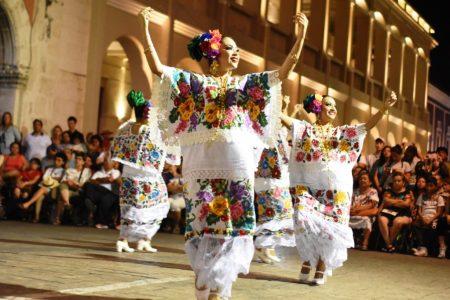 Vuelven la Vaquería Yucateca y la Noche Mexicana