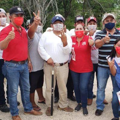 Denuncian fraude en elección del alcalde de Chichimilá