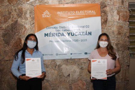 Abril Ferreyro ya es diputada electa por el II Distrito local