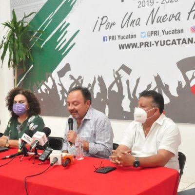 El PRI Yucatán, del carro completo al llanto de cocodrilo