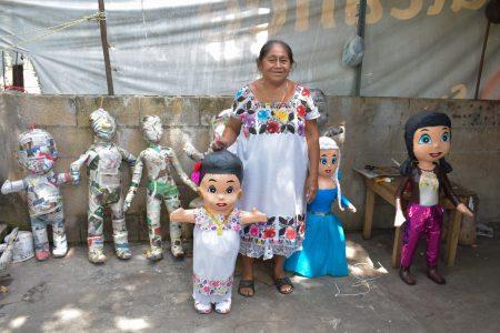 Las mestizas viajeras de los hermanos Balam subirán al Tren Maya