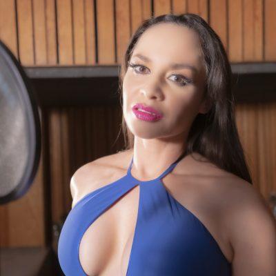 Edith Encalada produjo su nuevo disco en el estudio de Carmen Salinas