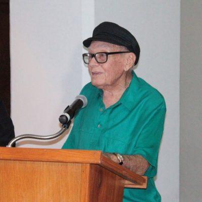 Fallece el artista visual Ermilo Torre Gamboa
