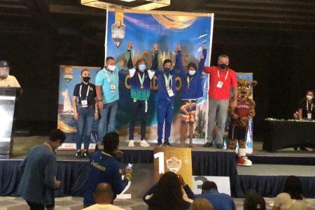 Yucatán comienza con dos medallas de plata los Juegos Nacionales Conade