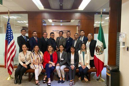 Impulsan la profesionalización de elementos de la SSP Yucatán