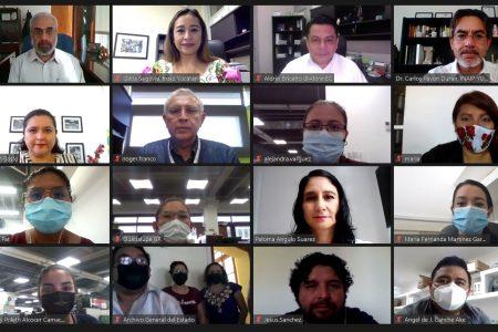 Inicia la formación de la quinta generación de especialistas en archivos de Yucatán