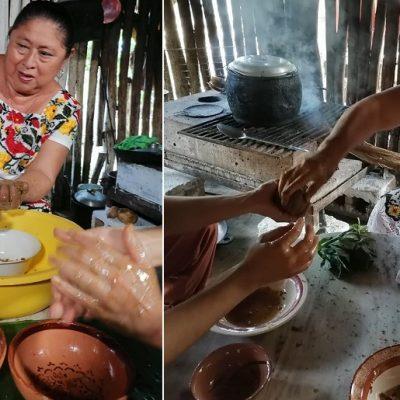 Kaaxil sikil, el platillo orgánico de Yucatán que llega a la final de concurso nacional