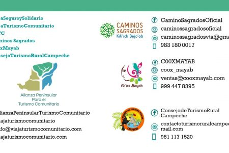 Firman convenio para fortalecer el turismo comunitario en la Península de Yucatán