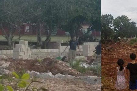 Piden a regidores que no se laven las manos en el conflicto por ampliación del cementerio de Muna