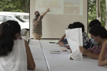 """Fonatur, IMJUVE, INAES y el IICA realizan la segunda edición del programa """"Nodos Territoriales"""""""