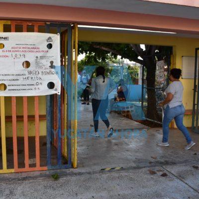 Los yucatecos, listos para dar otra vez ejemplo de alta votación