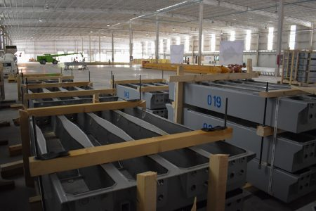 A finales de agosto iniciará operaciones la planta de durmientes del Tren Maya en Umán
