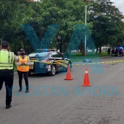 Peatón pierde la vida atropellado por un tráiler en avenida Benito Juárez