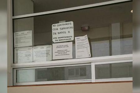 Denuncian falta de equipo médico en el Centro de Salud de Progreso