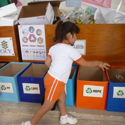 Ciudadanos pueden hacer que aumente el reciclado de plástico PET: CICY