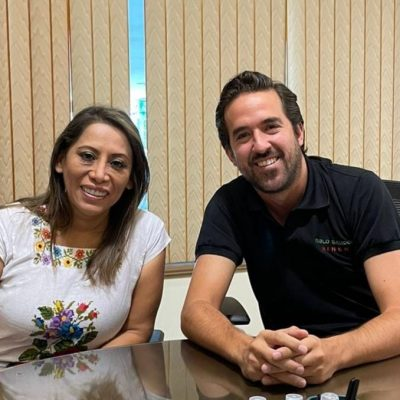 Declinan a favor de Pablo Gamboa tres candidatas del III Distrito