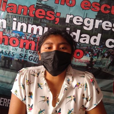 Estudiantes demandarán ante la ONU  al presidente AMLO por no incluirlos en las vacunas contra Covid-19
