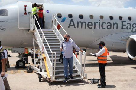 Yucatán extiende su conectividad aérea con la nueva ruta Dallas-Mérida
