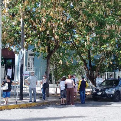 Abren fuera de tiempo más del 80 por ciento de las casillas en Yucatán