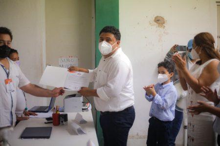 En Kanasín ya no habrá más excusas sino resultados: Edwin Bojórquez, alcalde electo