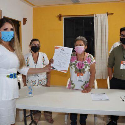 Pili Santos Díaz, la diputada más votada de Yucatán y la más joven