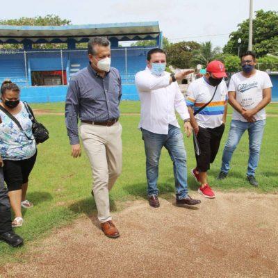 La sinergia entre el Ayuntamiento y los comités deportivos es fundamental para mantener activos estos espacios