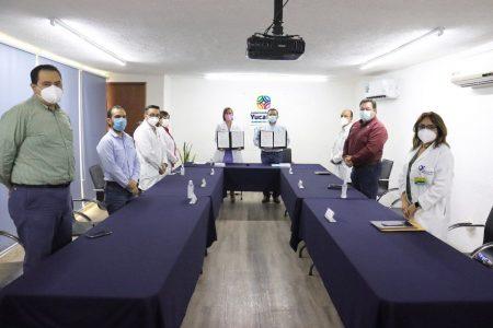DIF Yucatán e IMSS fortalecen su alianza por las personas con discapacidad