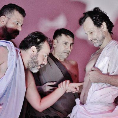 Llega una versión libre de teatro sobre 'La Pasión' a la Temporada Olimpo