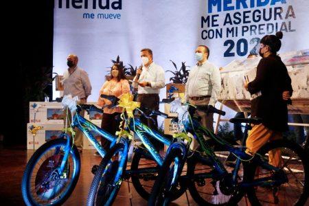 Ayuntamiento de Mérida recompensa a los ciudadanos cumplidos