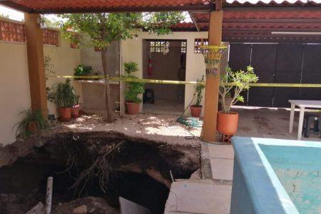 Terraza que colapsó en la Bojórquez estaba sobre la bóveda de una cueva que atraviesa la calle