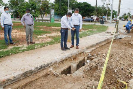 El Ayuntamiento de Mérida realiza trabajo permanente para mejorar los espacios públicos