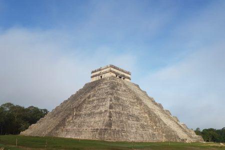 Solsticio de verano en Chichén Itzá, inadvertido para el turismo