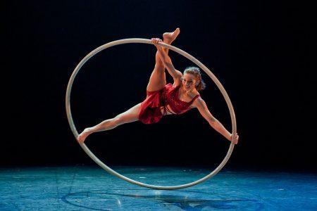 Talleres de Rueda Cyr y Dramaturgia buscan conectar a los artistas circenses en el Festival Internacional de Circo Mérida 2021